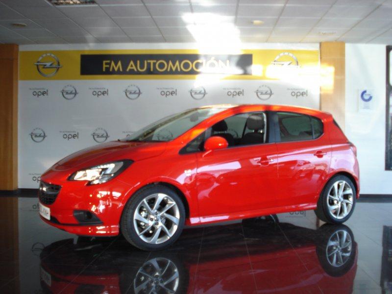 Opel Corsa 1.4 66kW (90CV) OPC Selective