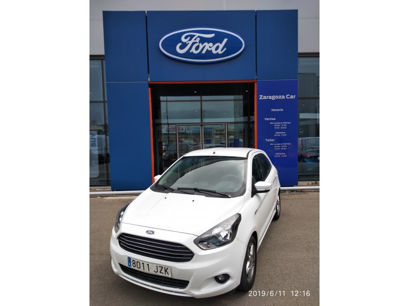 Ford Ka+ 1.2 Ti-VCT Essential