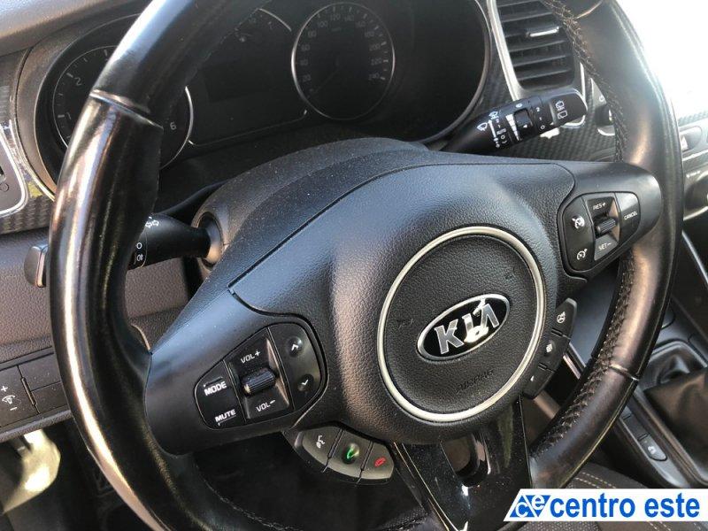 Kia Carens 1.7 CRDi VGT 104kW (141CV) Eco-Dyn Drive