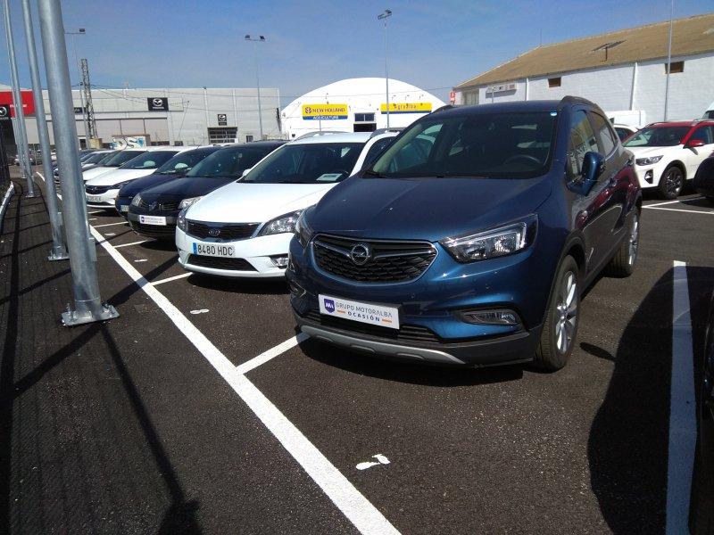 Opel Mokka X 1.4 T 103kW 140 CV 4X2 S&S Excellence