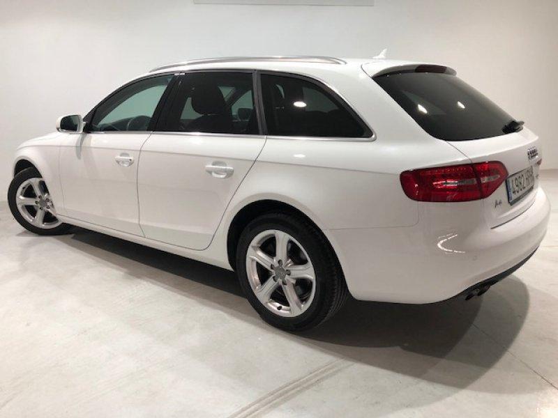 Audi A4 Avant 2.0 TDI 143 multitr Advanced edit Advanced edition