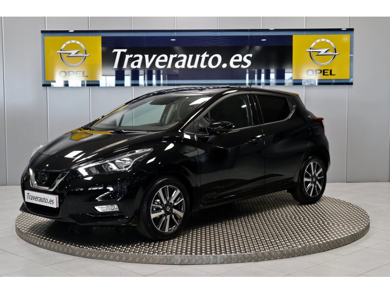 Nissan Micra 1.5dCi 66 kW (90 CV) S&S N-Connecta N-CONNECTA