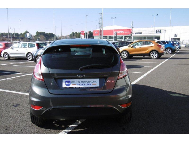 Ford Fiesta 1.25 Duratec 60kW (82CV) 5p Trend