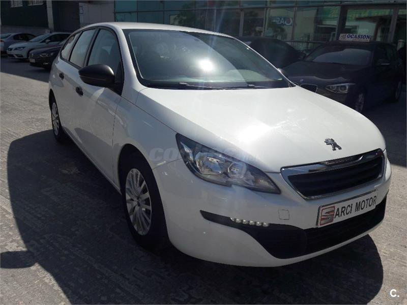 Peugeot 308 SW 1.6 BlueHDi 100 Business Line