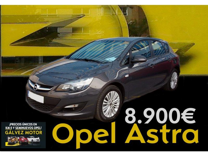 Opel Astra 1.7 CDTi S/S 110 CV Selective