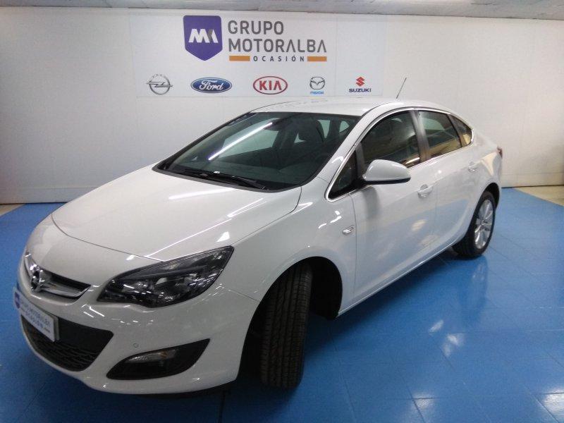 Opel Astra 1.4 Turbo 103kW (140CV) Elegance