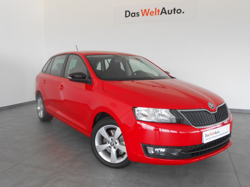 Skoda Spaceback 1.6 TDI CR 115cv Spaceback Ambition