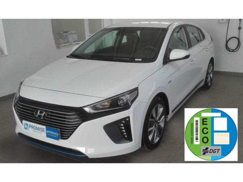 Hyundai IONIQ 1.6 GDI HEV DCT Tecno