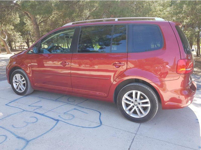Volkswagen Touran 1.2 TSI 105cv Advance