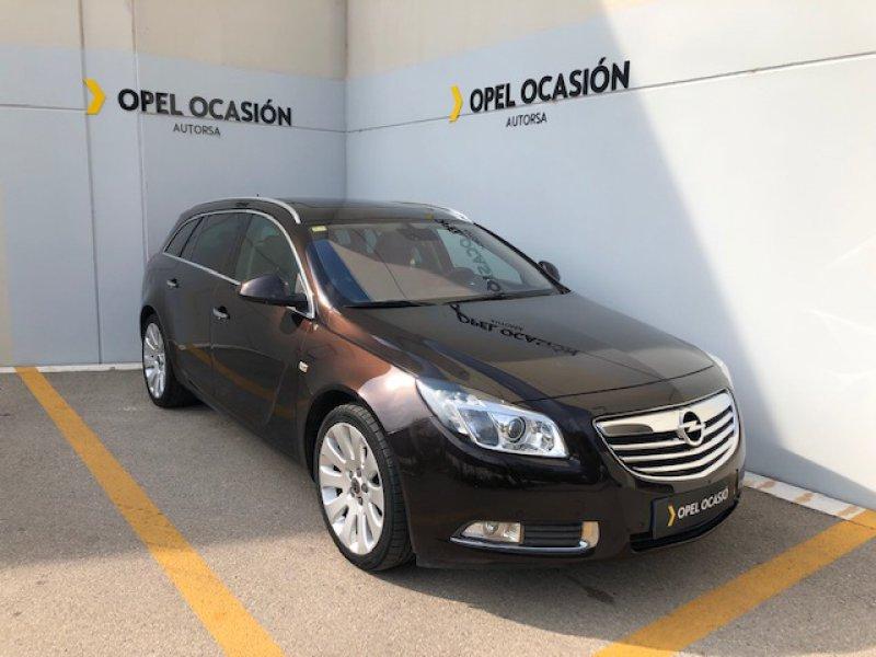 Opel Insignia Sports Tourer 2.0 CDTI 160 CV 4x4 Cosmo