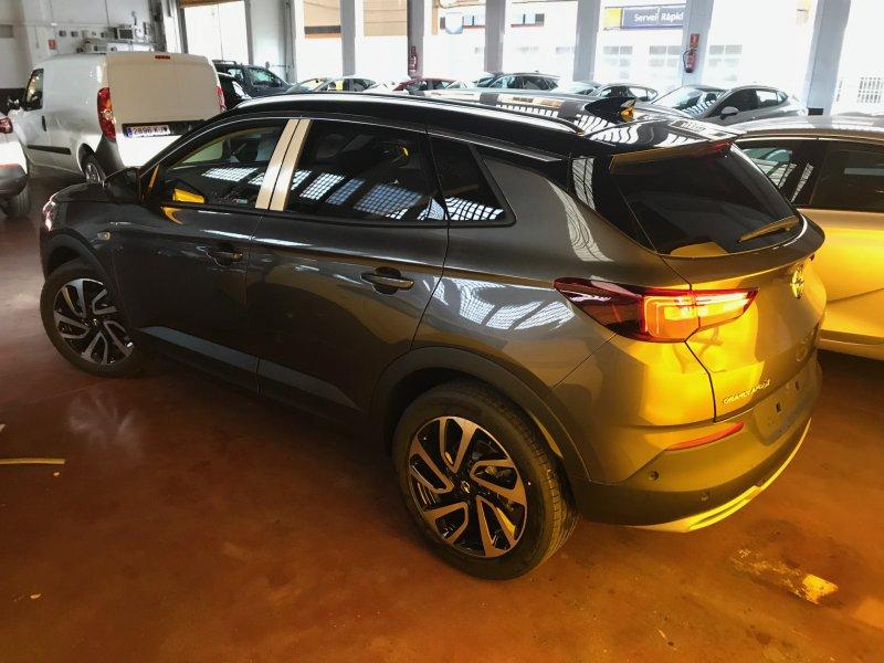 Opel Grandland X 1.6 Diesel 180 cv Ultimate