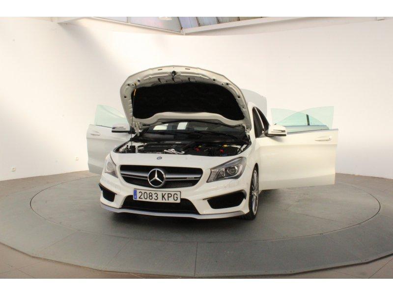 Mercedes-Benz Clase CLA CLA 45 4M Aut. AMG
