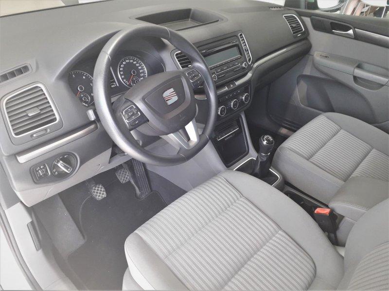 SEAT Alhambra 2.0 TDI 115 CV Start&Stop Reference