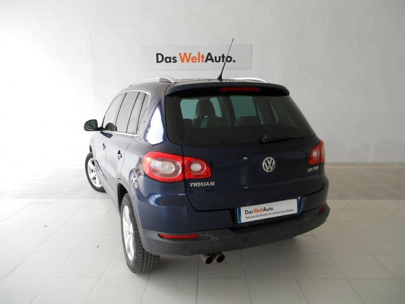 Volkswagen Tiguan 2.0 TDI 140cv Tiptronic +Motion