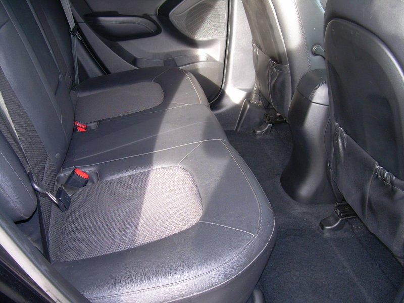 Hyundai IX35 2.0 CRDi 136cv Star Auto 4x4 Tecno