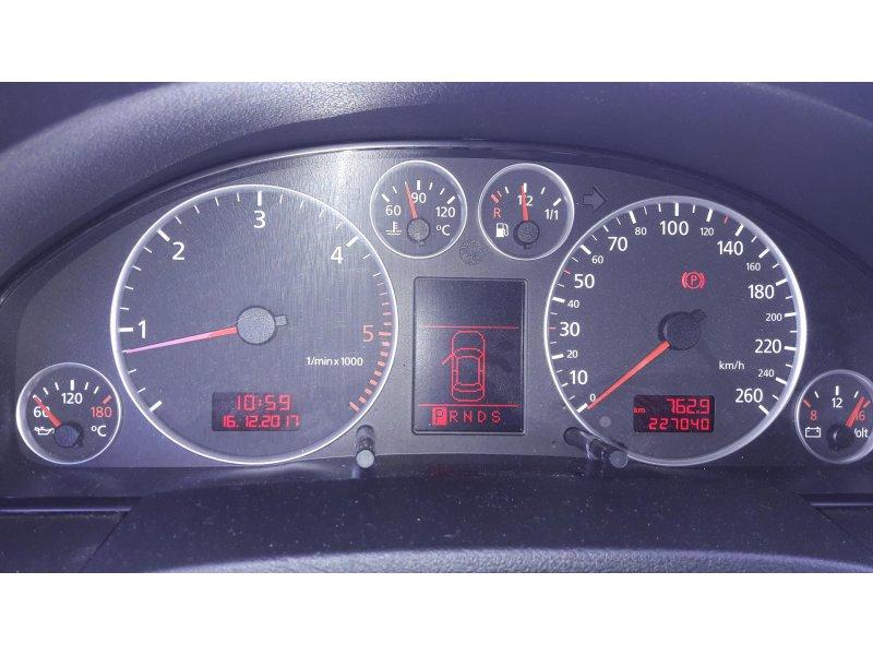 Audi A6 2.5 TDI 163CV multitronic -