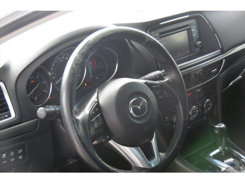 Mazda Mazda6 2.2 DE 110kW(150cv) AT Luxury + Prem. + Travel Style + Pack Safety
