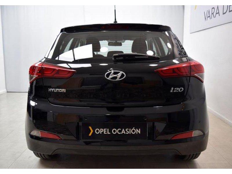 Hyundai I20 1.2 MPI 84 CV Klass