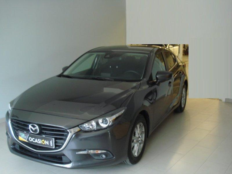 Mazda Mazda3 2.0 GE MT Style+Confort+Nav 4P 120 CV Style+Confort+Navegador
