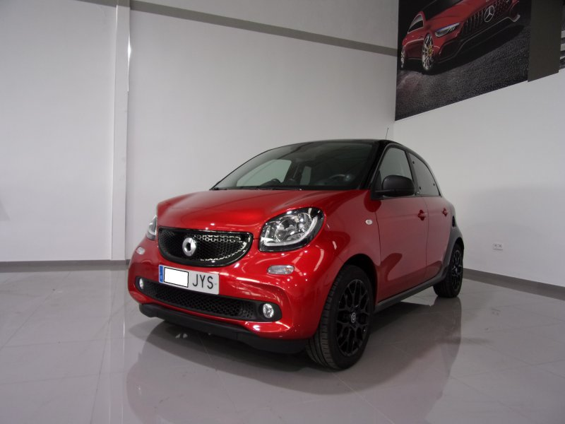 Smart Forfour 66 KW Turbo Passion