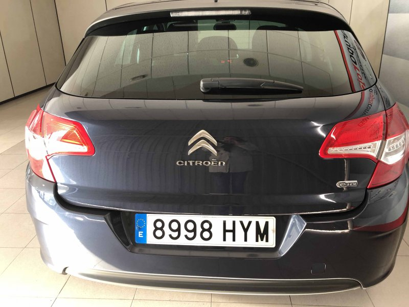 Citroen C4 1.6 HDi 115cv Seduction