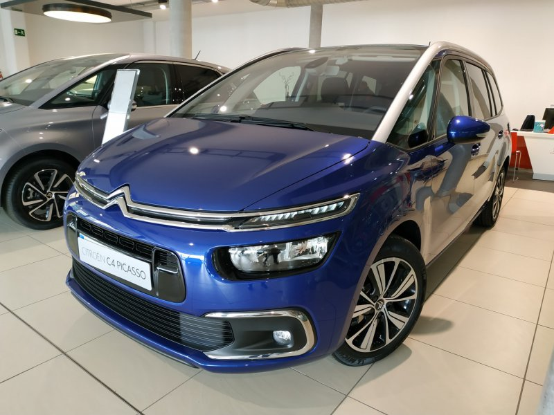 Citroen Grand C4 Picasso PureTech 130 S&S 6v Feel Edition