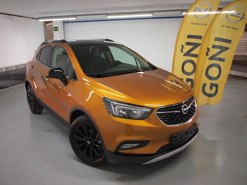 Opel Mokka X 1.4 T 140 CV 4X2 S&S Color Edition (Black Edition)