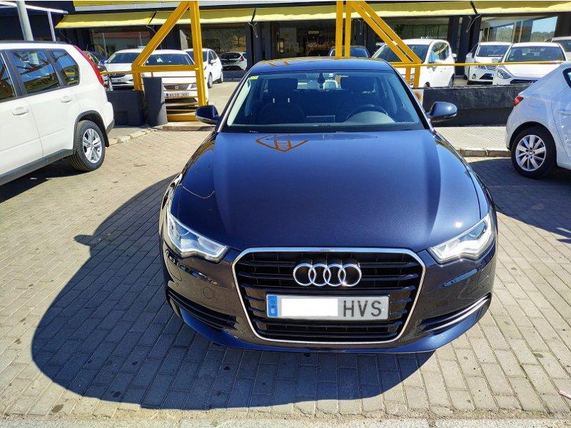 Audi A6 2.0 TDI Advanced edition