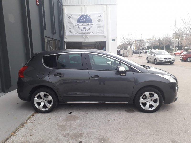 Peugeot 3008 1.6 HDI 110 FAP Style