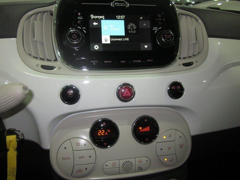 Fiat 500 1.2 8v  (69CV) Lounge
