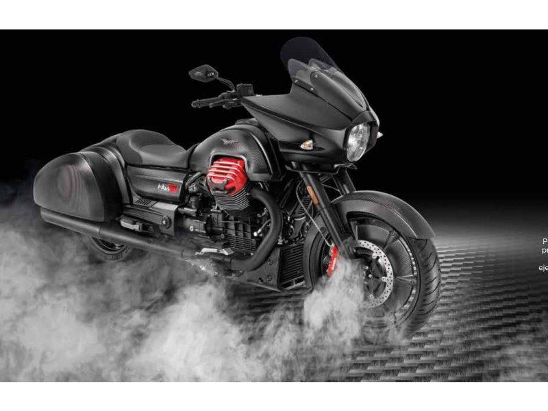 Moto Guzzi MGX-21 BICILINDRICO EN V MOTOCICLETA