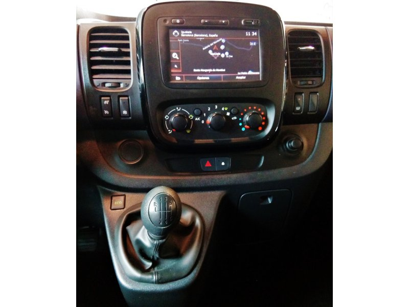 Opel Vivaro 1.6 CDTI S/S 125 CV L1 2.7t Combi-9 Combi 9 Biturbo