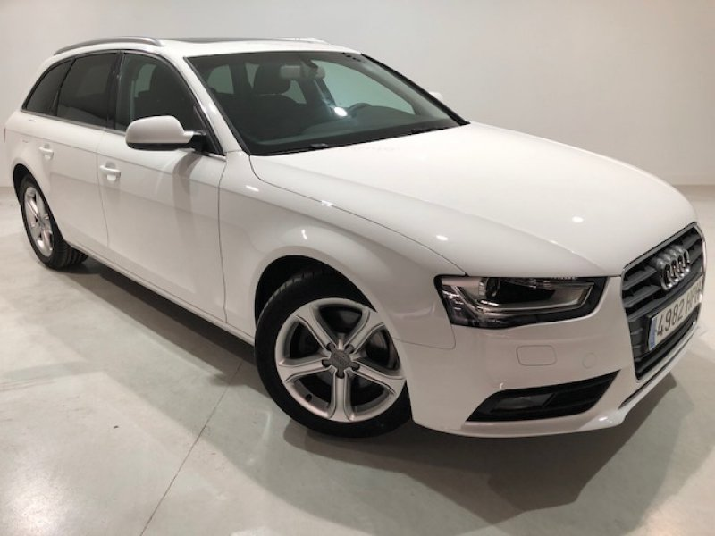 Audi A4 Avant 2.0 TDI 143 multitr Advanced edit Advanced edition