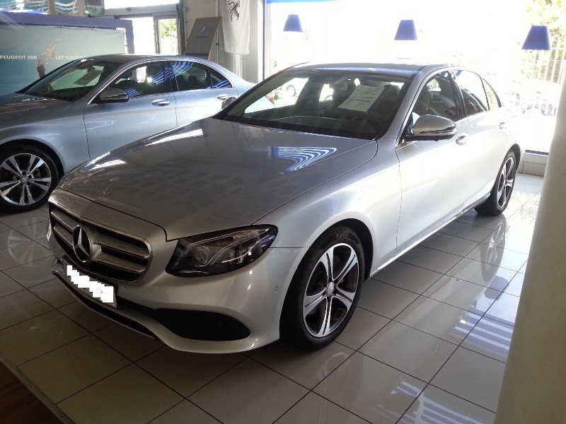 Mercedes-Benz Clase E E 220 BlueTEC 4MATIC Estate Avantgarde