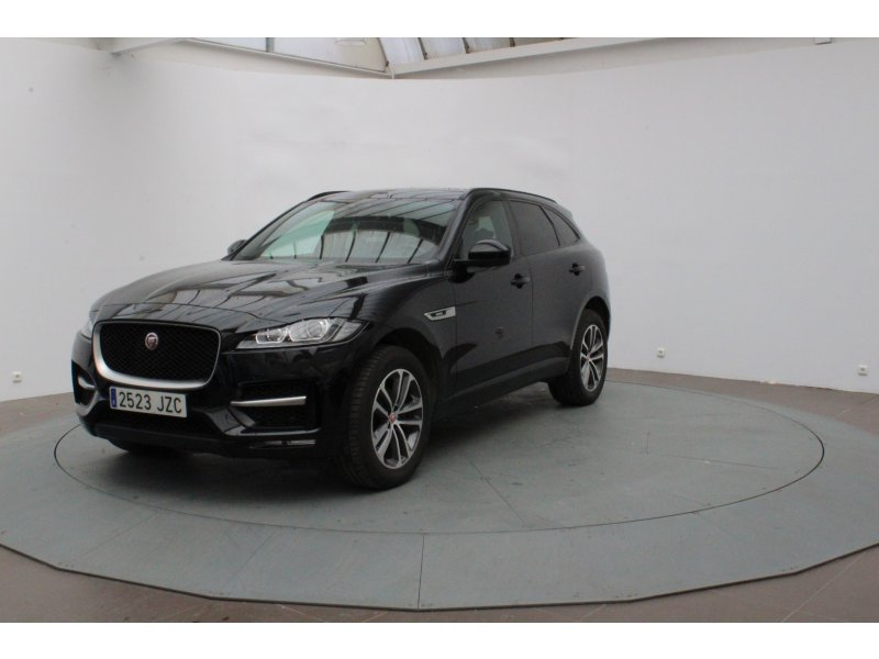 Jaguar F-Pace 2.0L i4D AWD Manual R-Sport
