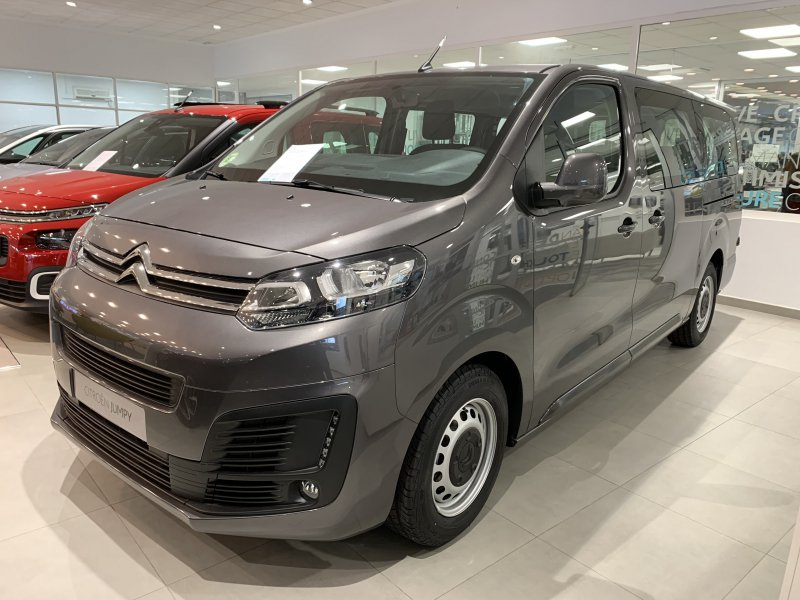 Citroen Jumpy Talla XL BlueHDi 90KW (120CV) Confort