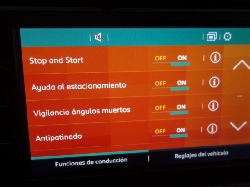 Citroen C4 Picasso BlueHDi 73KW (100CV) Feel