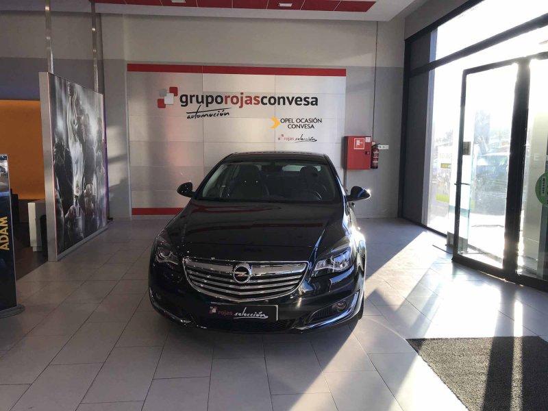 Opel Insignia 2.0 CDTI ecoFLEX S&S 163 CV Excellence