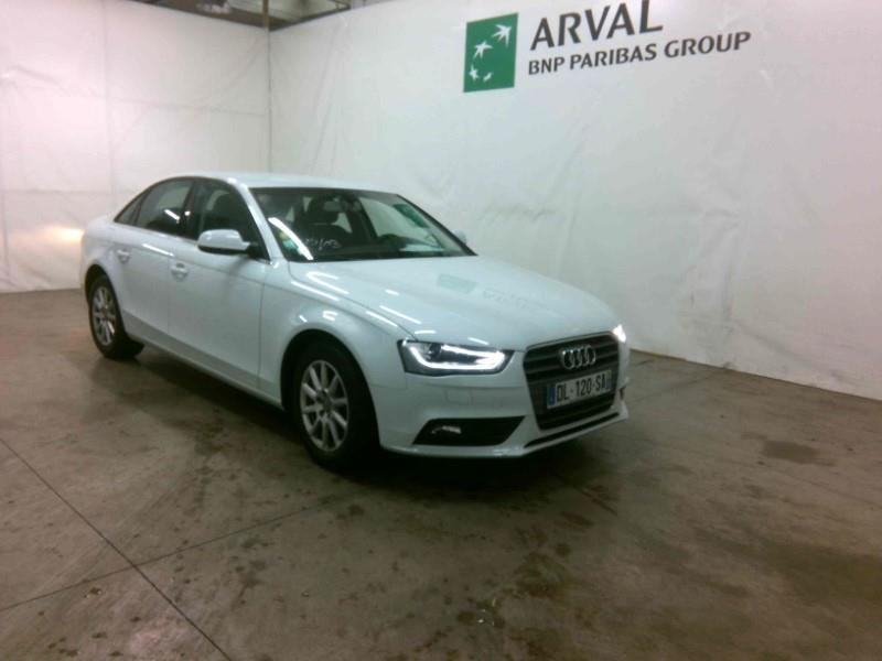 Audi A4 2.0 TDI clean diesel 190cv multitronic -