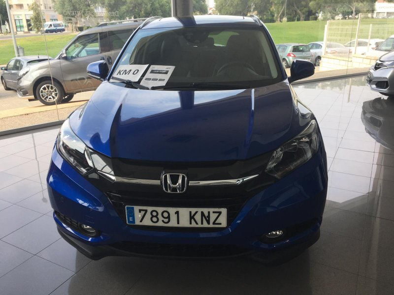 Honda HR-V 1.6 i-DTEC 120 CV Executive