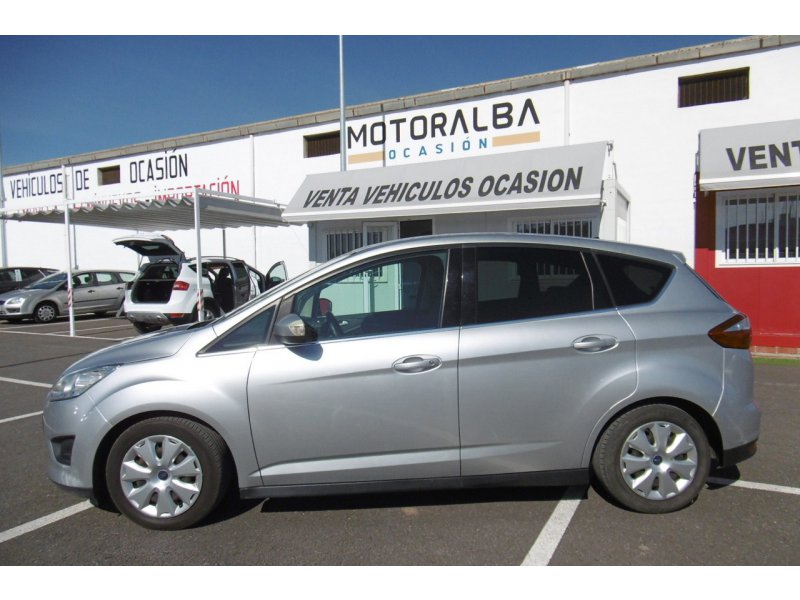 Ford C-Max 1.6 TDCi 95 70kW (95CV) Trend