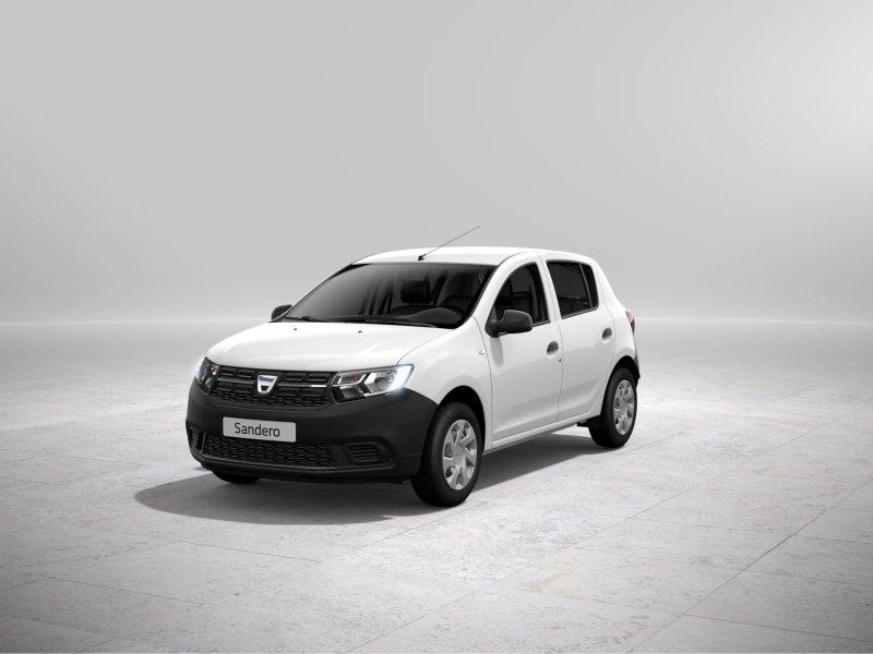 Dacia Sandero 1.2 55kW (75CV) EU6 Base. OFERTA 2018.