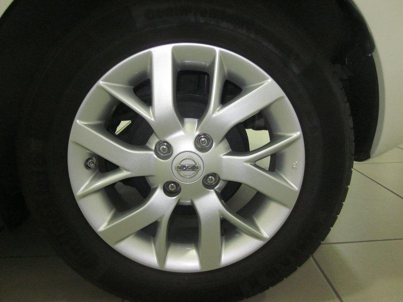 Nissan Note 5p. 1.5dCi 90CV Visia