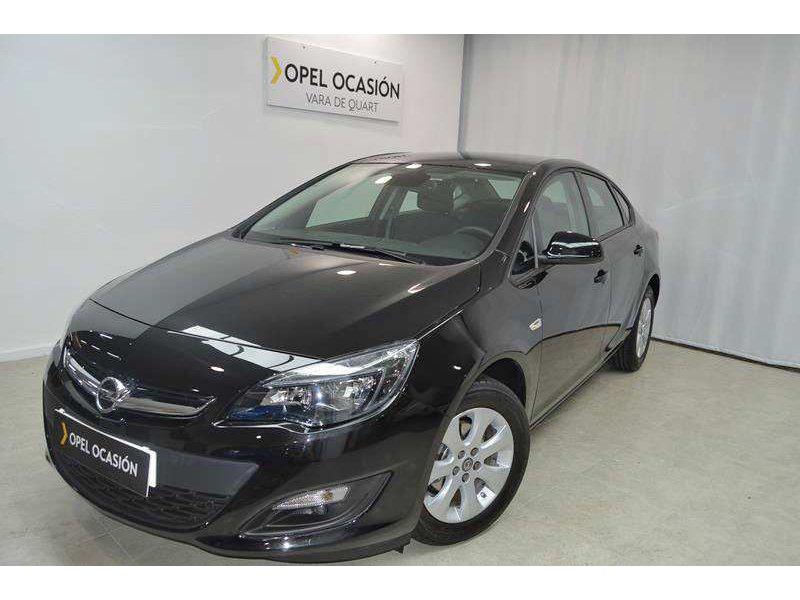 Opel Astra 1.4 Turbo 140cv Elegance