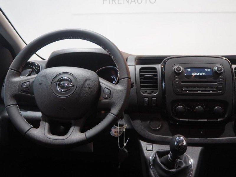 Opel Vivaro 1.6 CDTI S/S 125 CV L1 2.7t Combi-9 -COMBI 9 L1H1
