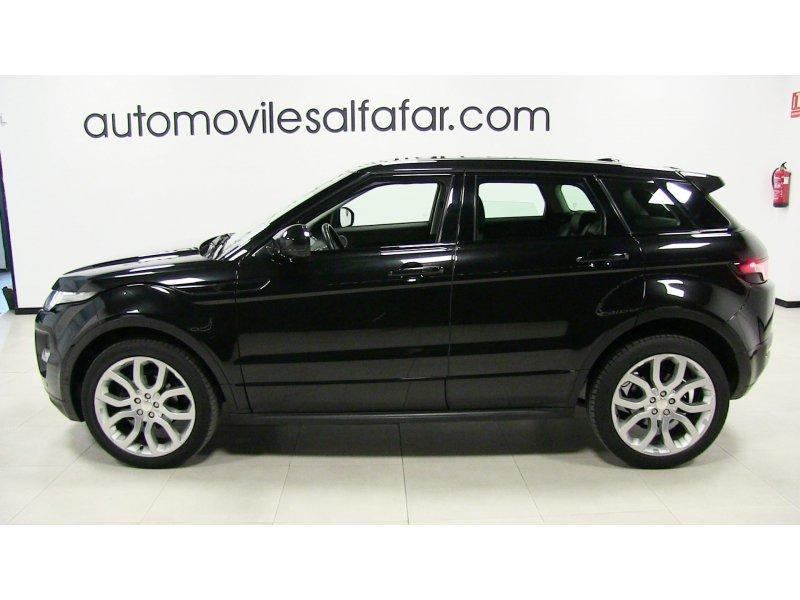 Land Rover Range Rover Evoque 2.2L TD4 150CV 4x4 Auto Dynamic
