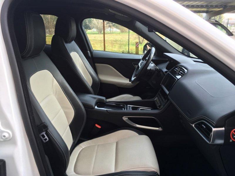 Jaguar F-Pace 3.0 TDV6 R-Sport Auto 300cv