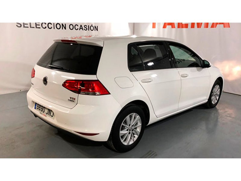 Volkswagen Golf 1.6TDI 110CV BUSINESS NAVI BUSINESS NAVI