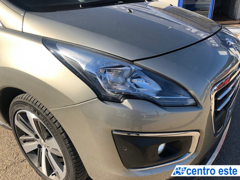 Peugeot 3008 1.6 BlueHDI 120 EAT6 Allure