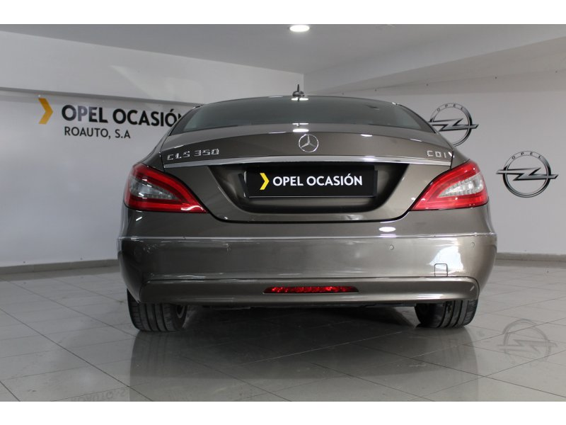 Mercedes-Benz Clase CLS 350CDI 265CV  BlueEFFICIENCY